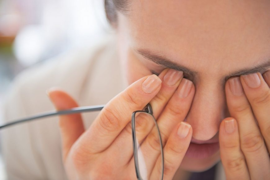 What Is Dry Eye Syndrome?